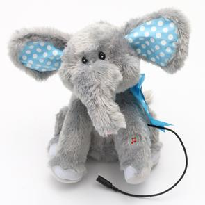 Small image of the toy elephant.