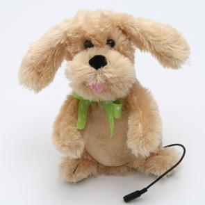 Small image of the toy dog.