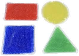 Set of shapes.